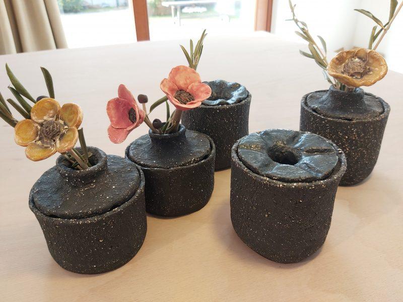 Vase-Ashtray